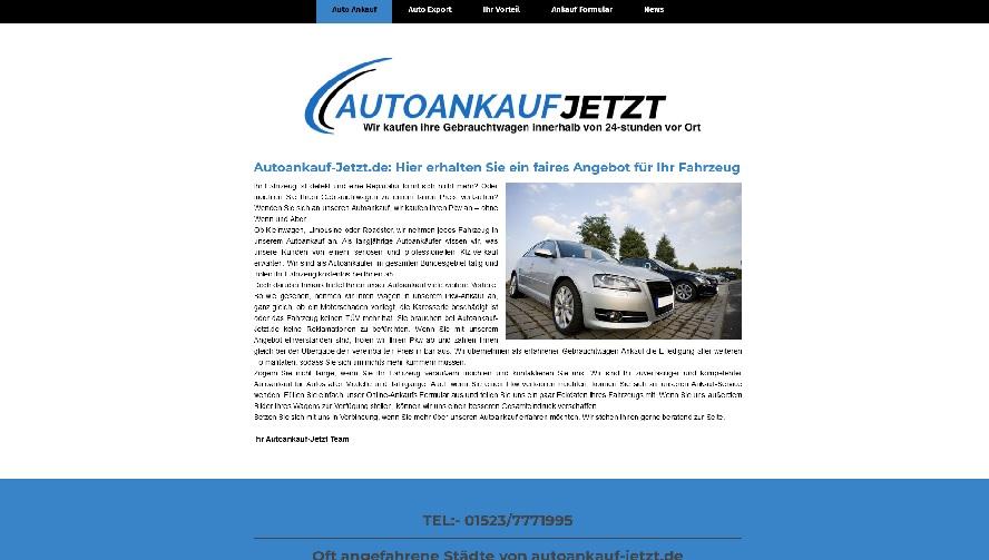 Autoankauf Halle Saale - Auto News