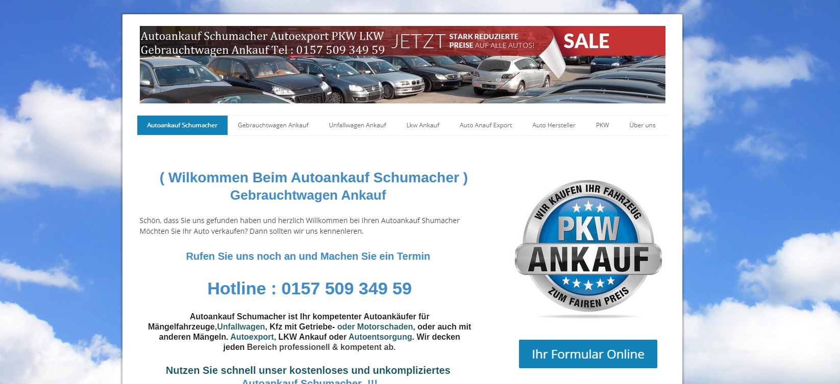 autoankauf-schumacher.de - Autoankauf Esslingen